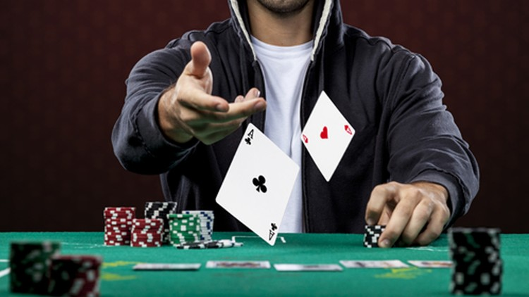 poker betting agent