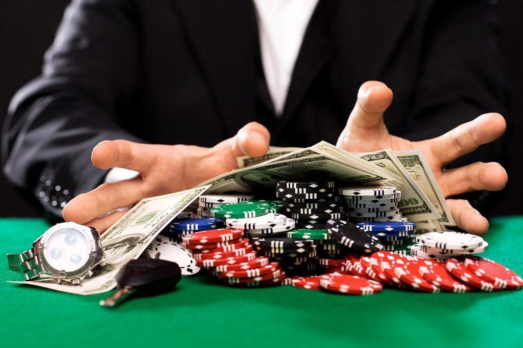 gambling machines